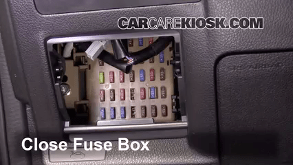 2014 Subaru Forester Fuse Box Diagram Interior Fuse Box Location 2014 2019 Subaru Wrx Sti