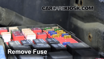 2000 bmw e46 radio wiring diagram kia carnival interior fuse box location: 1995-2005 pontiac sunfire - 2005 2.2l 4 cyl.