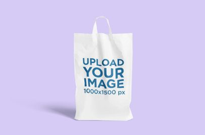 Subscribe to envato elements for unlimited graphic templates downloads for a single monthly fee. Plastic Bag Mockup Generator Try 15k Mockups For Free Placeit