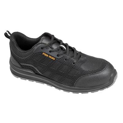 kitchen safe shoes the honest chef from oliver harvey black steel toe safety trainer