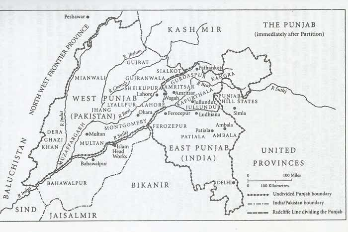 Meet The Man Who Drew The Borders Between India And