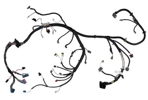 small resolution of 12150130 oem tbi engine wiring harness 92 96 5 0l 5 7l 305 350 gm truck