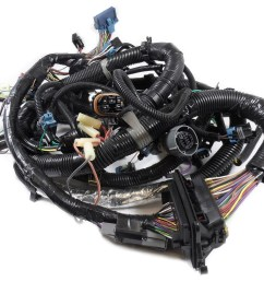 12167747 oem tbi engine wire harness for 5 0l 305 5 7l 350 gm engines [ 1500 x 1227 Pixel ]