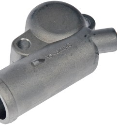 engine coolant thermostat housing dorman 902 3004 fits 93 96 chrysler concorde [ 1500 x 1176 Pixel ]