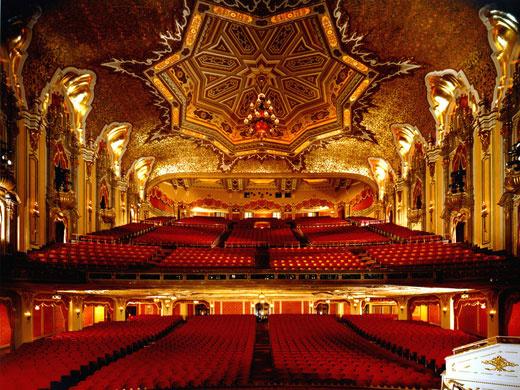 Ohio Theatre Theaters Broadway In Columbus