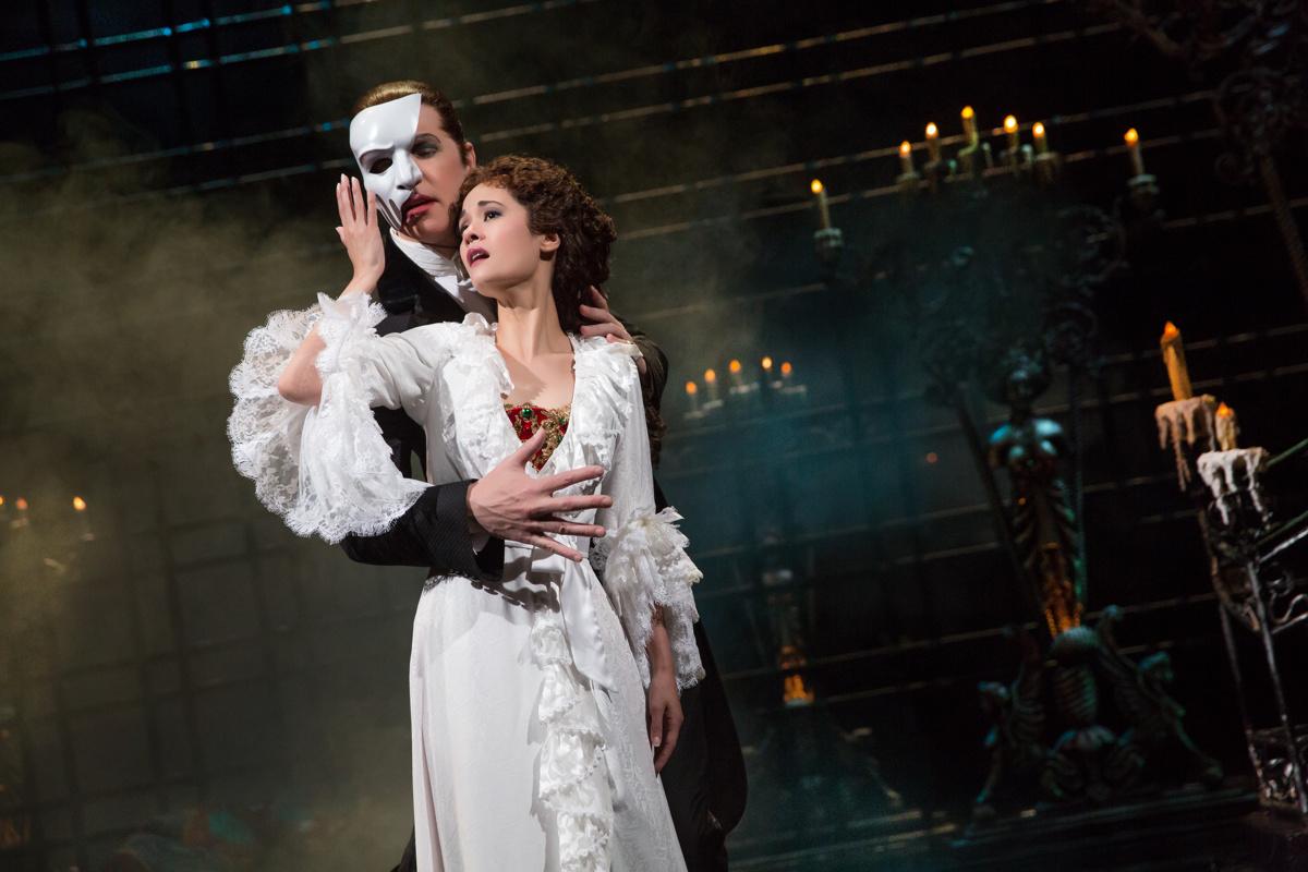 Show Photos Phantom of the Opera  Broadwaycom
