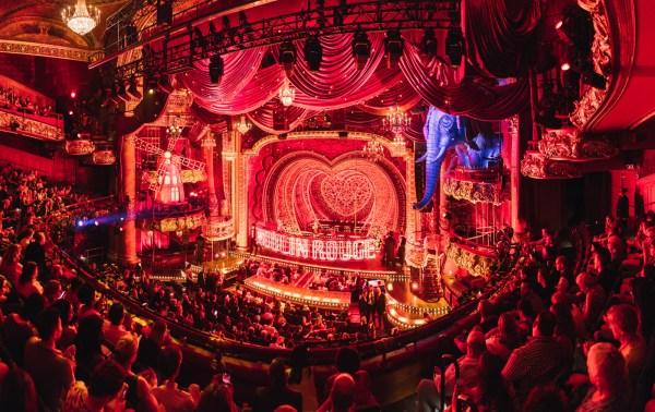 Moulin Rouge Broadway Boston