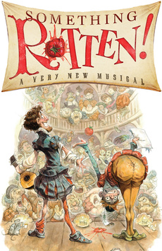 Something Rotten Broadway Tickets Broadway