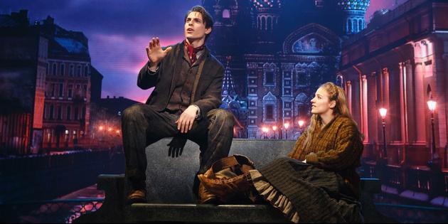 Anastasia Starring Christy Altomare Derek Klena  More Sets Broadway Dates  Theater