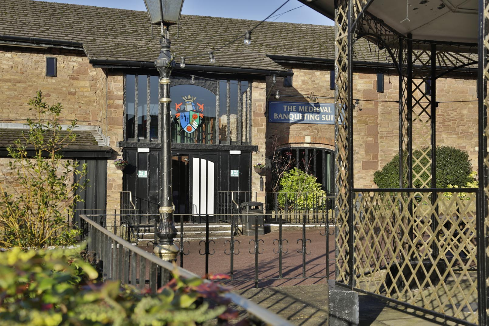 Western Preston Chorley West Park Hall Hotel