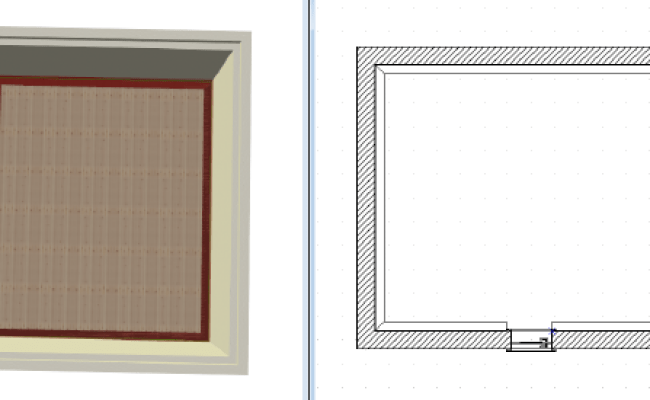 Polylines Example For Baseboards Home Designer