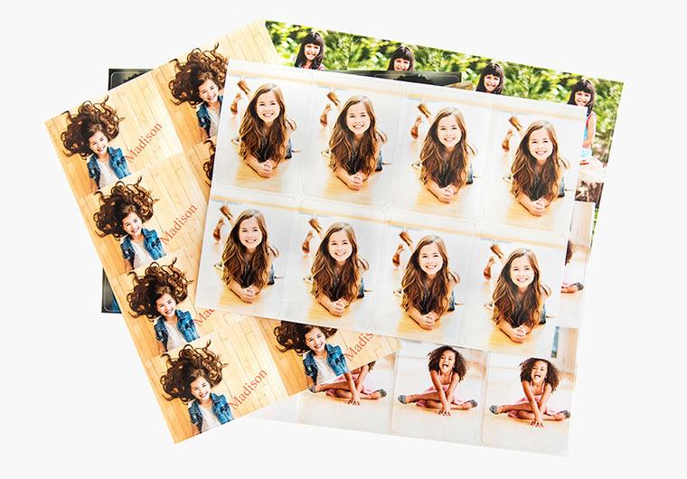 wallet prints