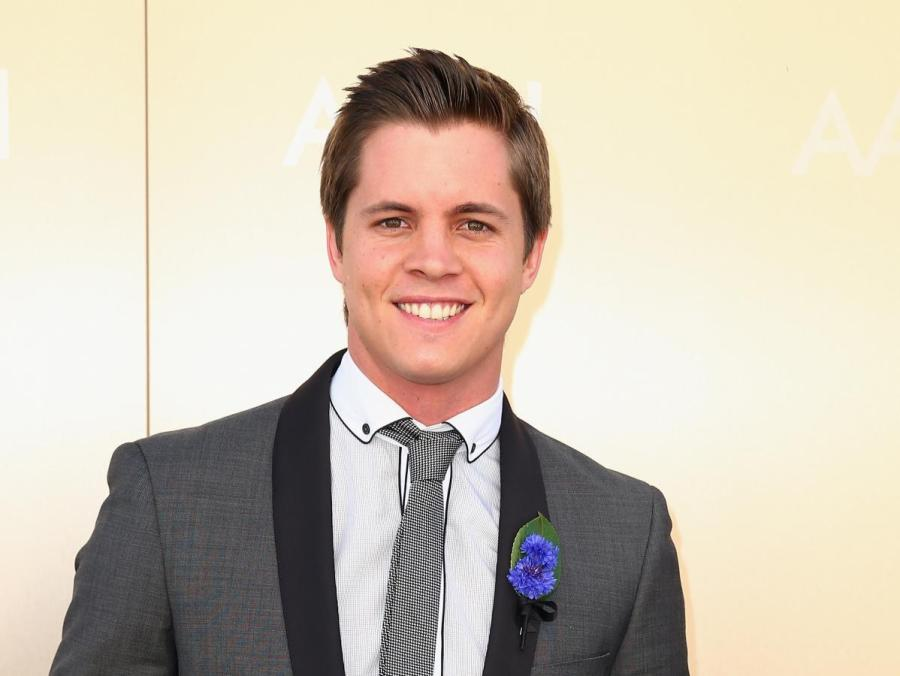 Celebs pay tribute to Johnny Ruffo after the star reveals ...