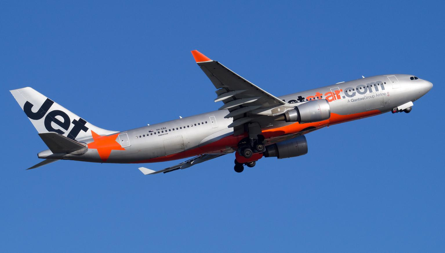 Jetstar Sale Is Letting You Have A Return Flight For Free