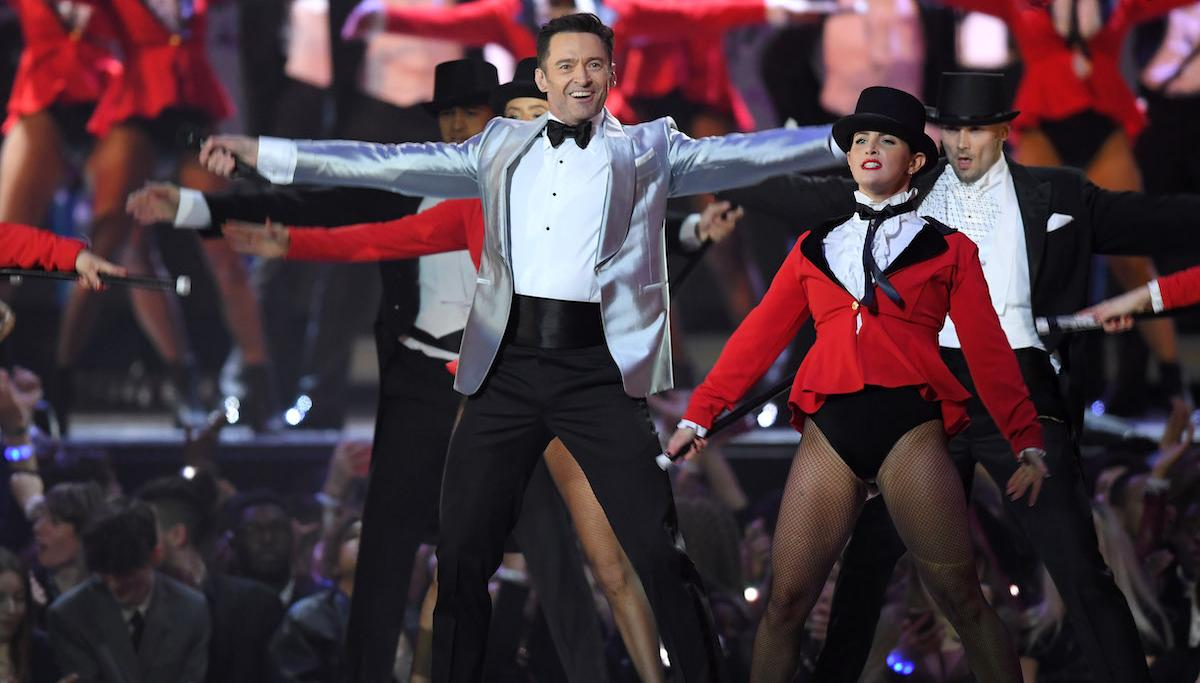 Hugh Jackman S The Man The Music The Show Is Coming To