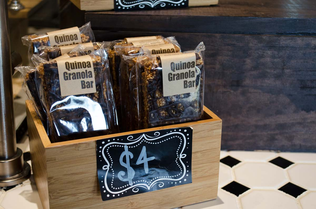Cocoa Parlor is Orange County's best kept secret. It is a small, organic, chocolate shop where you can find artisanal organic chocolate bars.