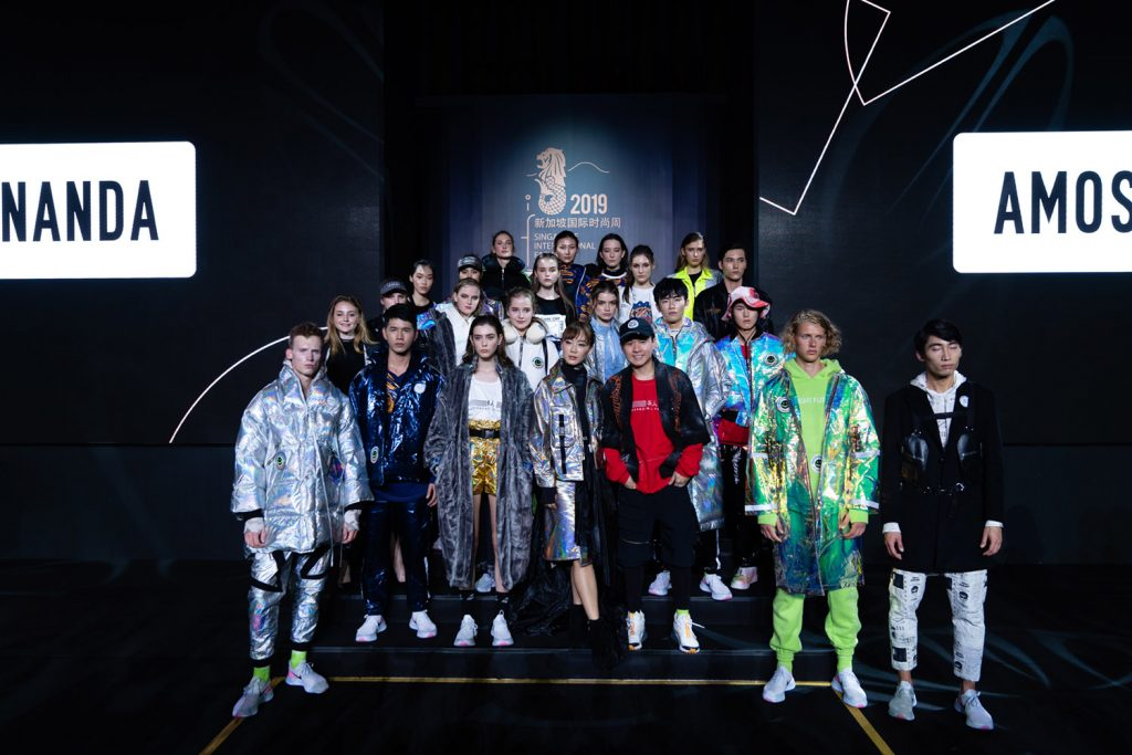 Photo: Maritime Silkroad 2019 Singapore International Fashion Week