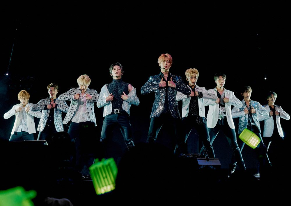 NCT 127 Singapore Concert