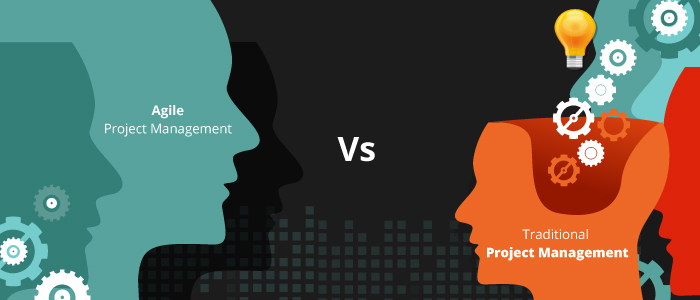 Agile Project Management Vs. Traditional Project Management