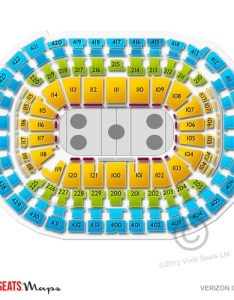 Verizon center floor level seating views also concerts for the washington   arena rh vividseats