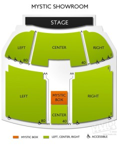 Winstar casino entertainment seating chart also cleaned immobilized rh
