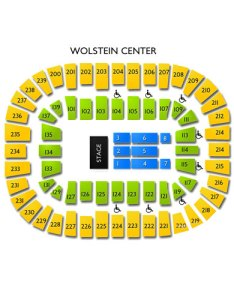 Wolstein center seating chart rows also designs template rh letusserve
