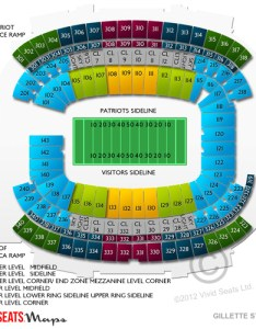Gillette stadium seating chart also concerts to feature coldplay kenny chesney rh vividseats