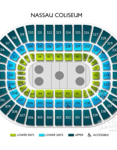 Nassau coliseum seating chart also guide for the renovated long island arena rh vividseats