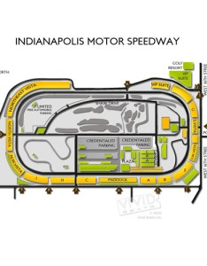 Indianapolis motor speedway tickets ims seating chart also map  bnhspine rh
