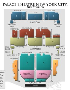 Palace theatre also new york seating guide for broadway shows vivid seats rh vividseats