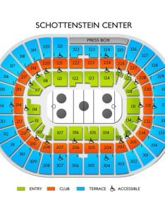 Schottenstein center columbus oh seating chart  stage theater also rh