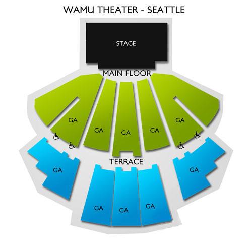 Wamu Theater Seating Capacity   Elcho Table
