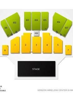 Verizon wireless center mankato mn seating chart  stage minneapolis theater also rh