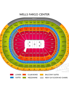 Wells fargo center floor seating also concert at the philadelphia arena rh vividseats
