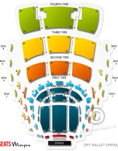 Ziff ballet opera house at adrienne arsht pac seating also houston map  bnhspine rh