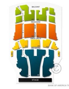 Cibc theatre seating chart also for hamilton chicago performances vivid seats rh vividseats
