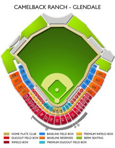 Spring training los angeles dodgers at chicago white sox split squad tickets pm vivid seats also rh vividseats