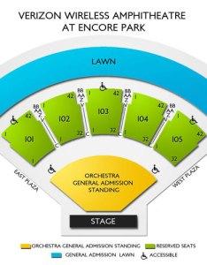Verizon wireless amphitheatre alpharetta ga seating chart  stage atlanta theater also rh