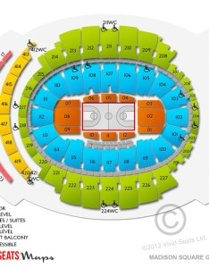 Madison square garden seating chart also concerts  guide for the new york rh vividseats