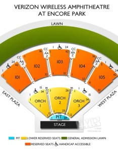 symphonic celebration of prince with the atlanta symphony rh vividseats com verizon wireless amphitheatre at encore park alpharetta ga seating chart also seat wire center  marstudios