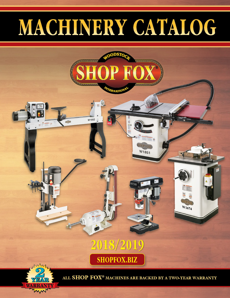 Shop Fox Bandsaw Review