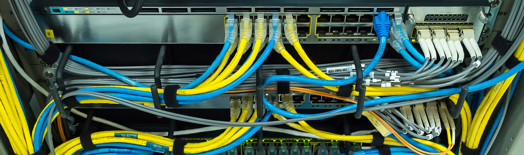 hight resolution of office moves cabling services