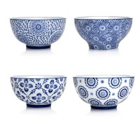 Juno Porcelain Soup Bowl  S/4 | IMPULSE!