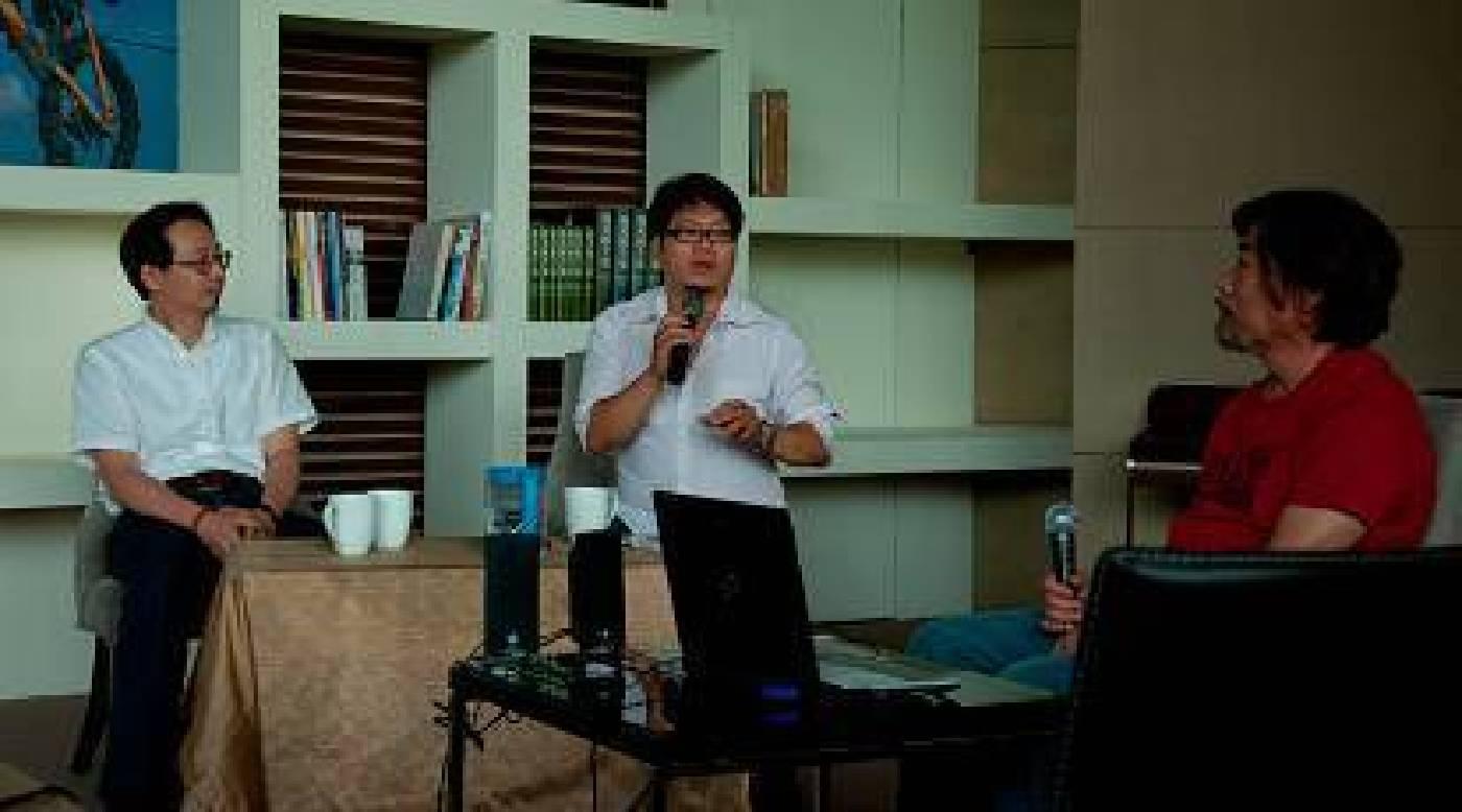 國家藝術園區美術館:【粼粼】莊普個展 - 非池中藝術網