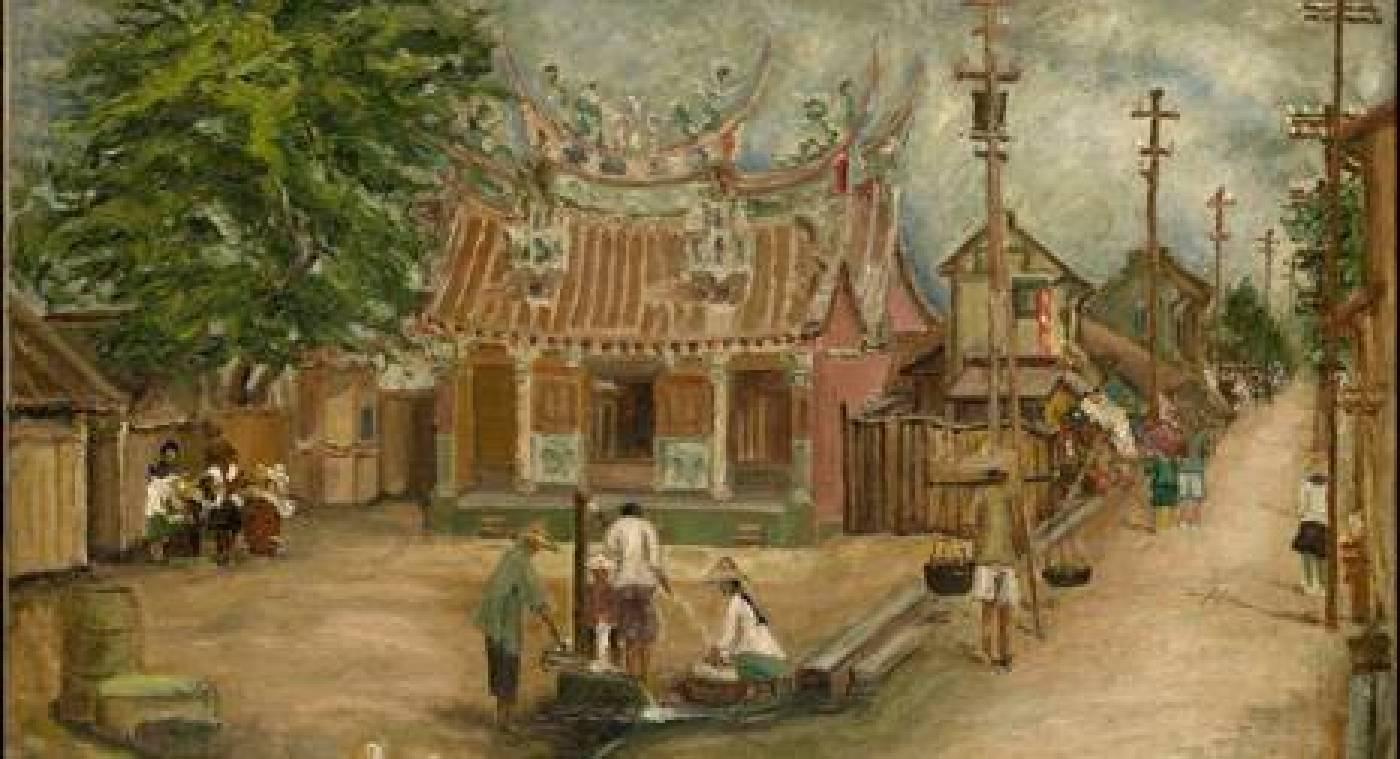 嘉義市立博物館 :【光影的旅行者-陳澄波百二互動展】 - 非池中藝術網