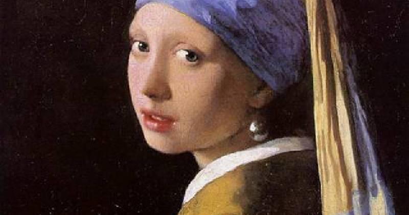 維梅爾,戴珍珠耳環的少女 【看Youtube學藝術系列】 - 非池中藝術網