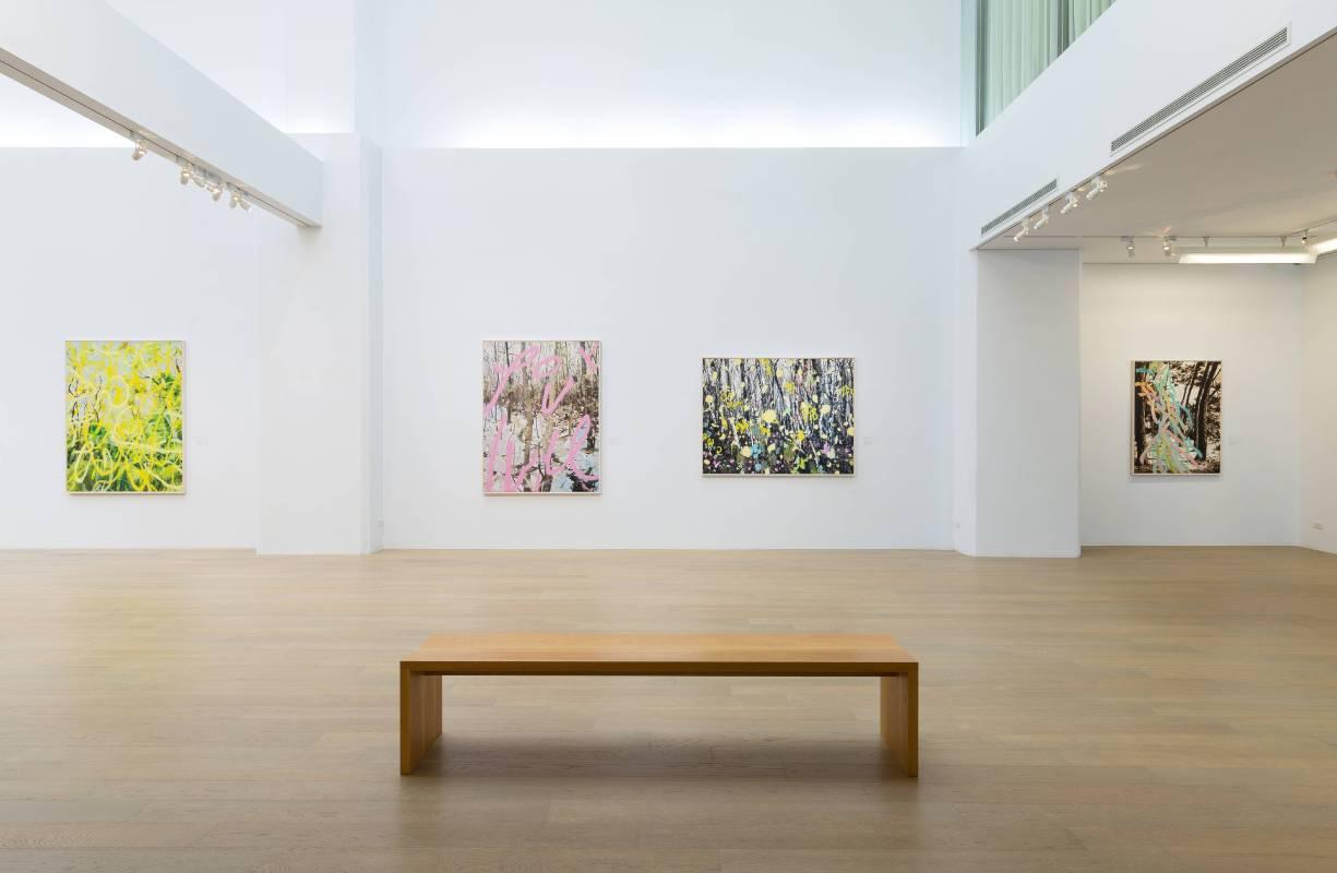 尊彩藝術中心:【一座森林的完成】許常郁個展 - 非池中藝術網