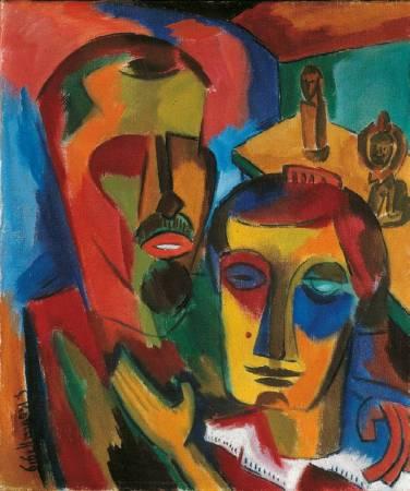 德國表現主義(1900~1925) - 非池中藝術網