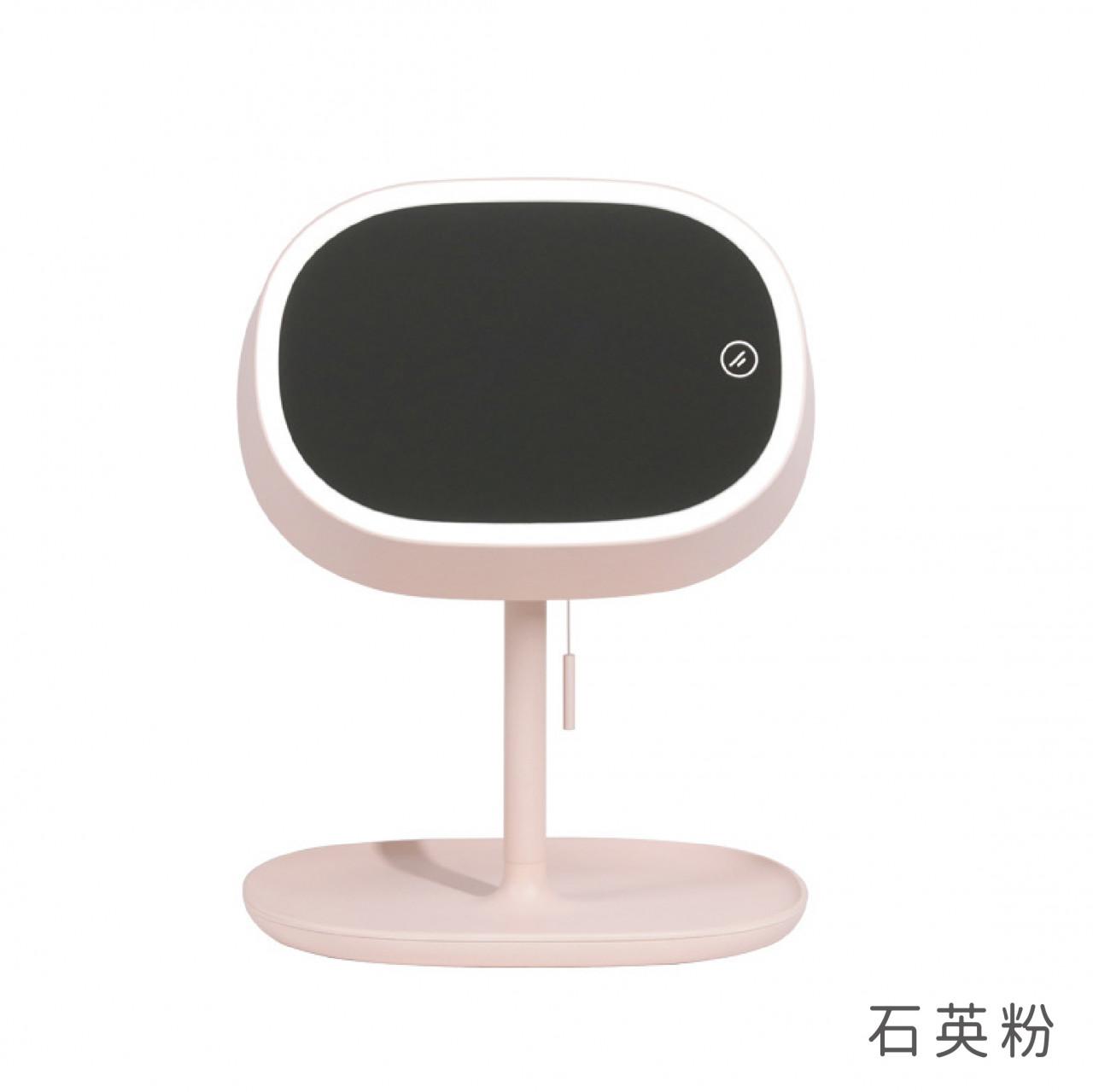 第二代蘋果光化妝鏡檯燈-石英粉(預購:10/21依序出貨) - Color Tree