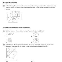 Grade 2 Venn Diagram Worksheets Fuse Block Wiring 10 Math And Problems Diagrams Edugain Global Contents